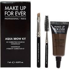 makeup forever aqua brow kit