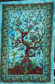 kavita prints tree of life tapestries