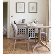 neptune sheldrake 92cm round oak dining table
