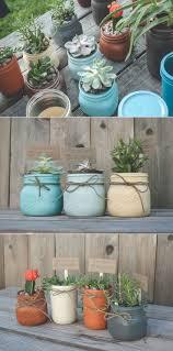 Painted Mason Jars Best 10 Painted Mason Jars Ideas On Pinterest Painted Jars