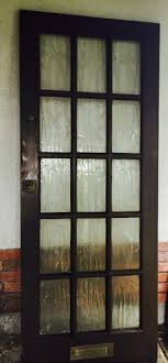 panel glass door 80x32 inch