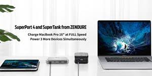 Zendure <b>100W Chargers</b> Perfectly Complement Apple's New 16 ...