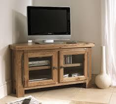 Corner Tv Unit Windermere Solid Oak Corner Tv Cabinet Oak Furniture Uk