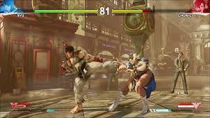 street fighter 5 10 minutes new gameplay ryu chunli nash bison hd