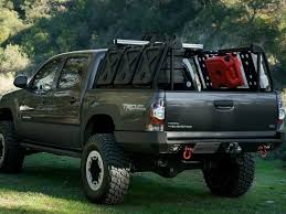 Ta a Bed Rack Active Cargo System for Long Bed Toyota Trucks
