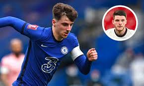 This is why this chelsea teenager is the best wonderkid this season #chelseafc #barcelona. Declan Rice Praises Special Chelsea Talent And Childhood Friend Talk Chelsea
