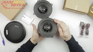 Автоакустика <b>Phantom</b> FS-<b>132</b> - YouTube