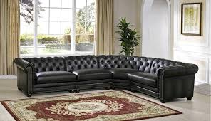 microfiber leather sectional contemporary black giant upholstery velvet microfiber couch sofa linen back brown tufted leather
