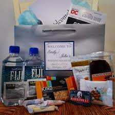 best 25 hotel welcome bags ideas