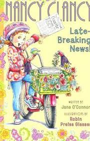 From New York Times bestselling team Jane OConnor and Robin Preiss  Glasseres the eighth and final installment of the Fanc… in 2020 | Chapter  books, Fancy nancy, Fancy words