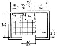 average size of a bathroom. Average Size Of A Bathroom Normal Door Home Design Mannahatta G