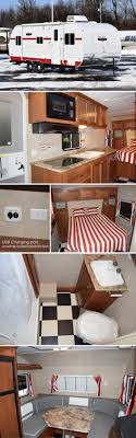 Rolling Out The New Double Axle Retro 195 This 2015 Riverside Rv Rv Dinette Bed Size