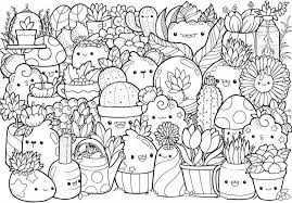 And it's really catching on around the world. 120 Kawaii Coloring Pages The Best Collection Print For Free