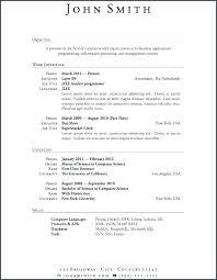 Latex Resume Template Interesting Latex Resume Template Phd Letsdeliverco