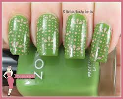 Island Nail Art Designs Zoya Island Fun Nail Art Lazy Betty