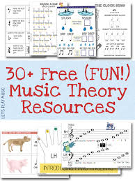 Free Resources - Free Sheet Music and Theory Printables - Let's ...
