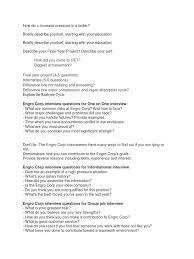 Engro Corp Interview Questions Job Interview Epistemology