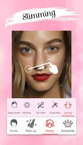 beauty selfie camera makeup photo editor