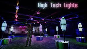 high tech lighting. my fallout 4 mods high tech lighting l