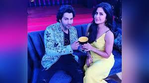 Image result for katrina kaif and varun dhawan