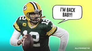 Aaron Rodgers to return to Green Bay ...