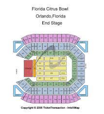 Citrus Bowl Seating Chart Florida Citrus Bowl Tickets And Florida Citrus Bowl Seating