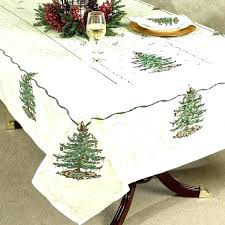 tablecloth target round