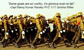 Military Quotes Custom Top 48 Best Quotes From Indian Army Soldiers Saying Reckon Talk