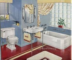 1940 Bathroom Design Gorgeous 48s Bathroom Design Architecture Home Design