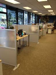Low Wall Partition Design Low Height Office Partitions To Divide Work Spaces Modern