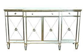 mirrored buffet table. Mirrored Buffet Table Mirror Antiqued Furniture Antique