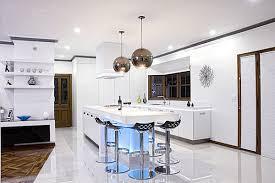 kitchen bar lighting. view in gallery neon lighting under the kitchen bar i