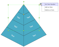 Create Pyramid Chart Pyramid Diagram And Pyramid Chart