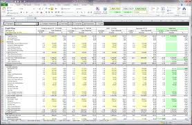 Cash Flow Model Excel Excel Underwriting Rockport Cre Lending System