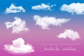 Cirrus Clouds Brush Photoshop Free Photoshop Brushes At Brushez