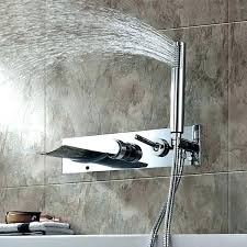 wall mounted bathtub faucets wall mounted bath faucet chrome finish color changing wall mount tub faucet wall mounted bathtub faucets