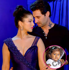 sunny leone and daniel weber adopt a baby from latur name her nisha kaur weber bollywoodlife