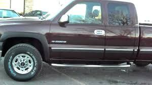 2002 Chevrolet Silverado 2500HD, Extended cab 4dr, 4x4, 6.0 V8 ...