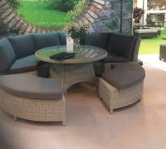 kettler palma round set in white wash new for 2018