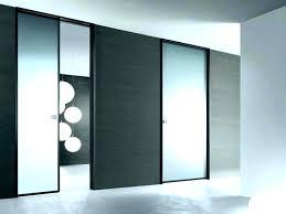 modern sliding doors interior glass door and wood