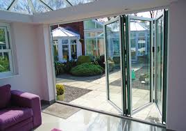 aluminium smart bifold doors styled smart bifold doors best internal glazed doors