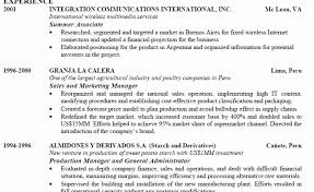 Category: Resume And Cover Letter Archives - Sample Resume Example ...