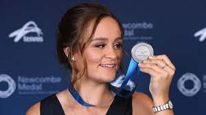 Ashleigh Barty wins Australia's top ...
