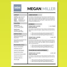 Editable Resume Template Impressive Creative Resume Template Resume Editable Resume Template For