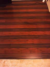 cherry and tiger bamboo flooring