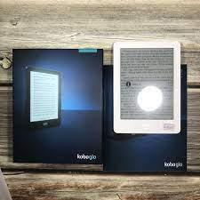 Máy Nhật Cũ] Máy Đọc Sách Kobo Glo code 6625