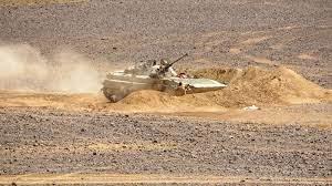 """الجيش اليمني يعلن السيطرة على """"مواقع مهمة"""" غرب مأرب"""