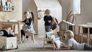 Image Bedroom Hello Wonderful Playroom Goals New Wooden Kids Furniture Line From Ikea
