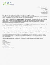 Examples Of A Professional Cover Letters 10 Cover Letter Sample Career Change Resume Samples