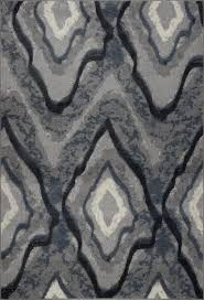 gray diamond ivory area rug